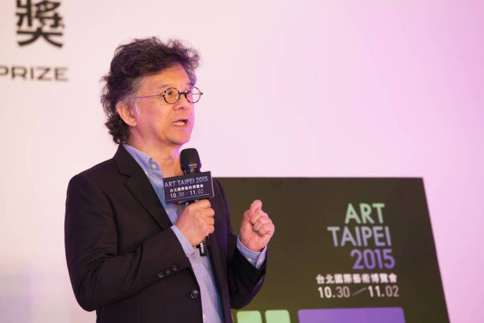 Executive Director Rick Wang articulates new ambitions for ART TAIPEI as an established global art commerce platform and a unifying voice for interncontinental talents