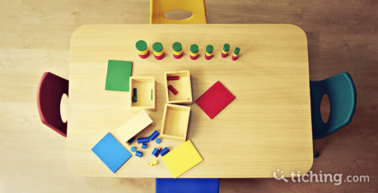 Libros Montessori | Tiching