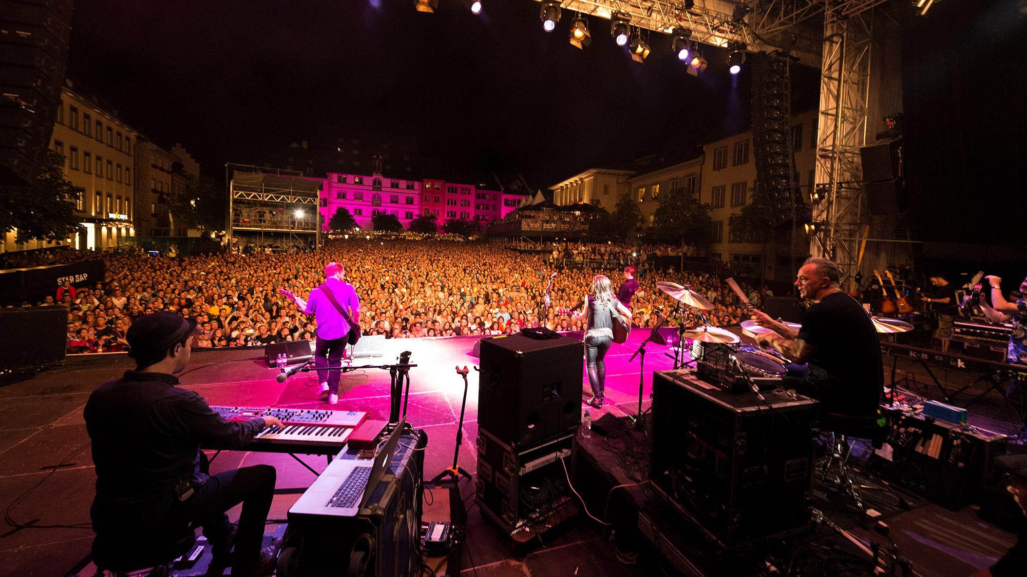 Montreux Jazz Festival 2016 - Mathieu Jaton