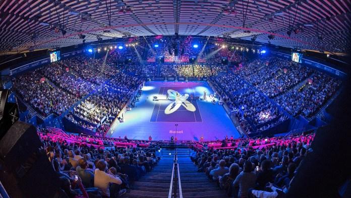 Swiss Indoors Basel 2016