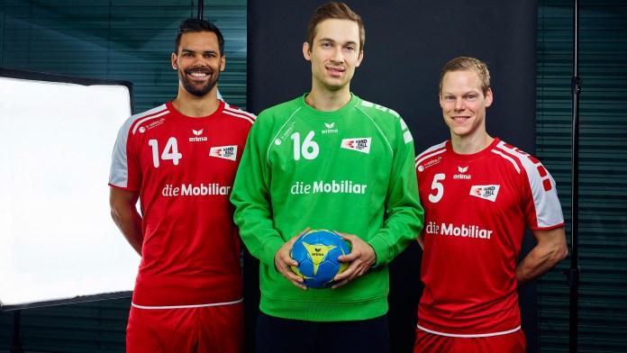 Schweizer Handball Nationalmannschaft 2016