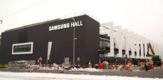 Samsung Hall 2017