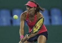 WTA Guangzhou Open Martina Hingis