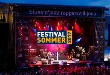 blues'n'jazz rapperswil-jona Bühne Fischmarktplatz