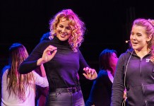 Grease - das Musical: Chanelle Wyrsch 2017