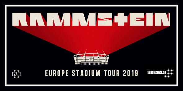 Rammstein 2019 Stade de Suisse Bern