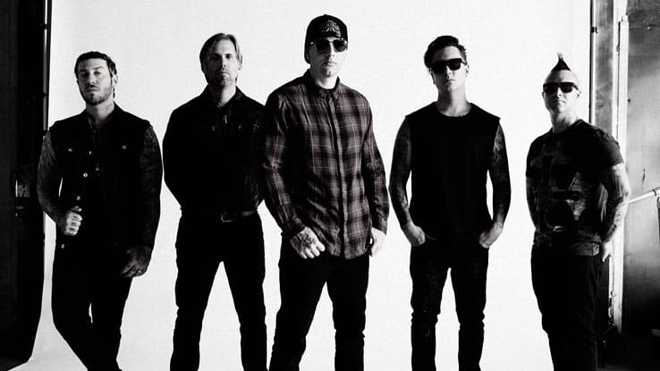 interview avenged sevenfold on