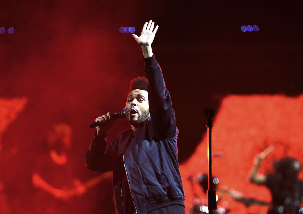 The Weeknd39s 39Starboy Legend of the Fall39 Tour Update