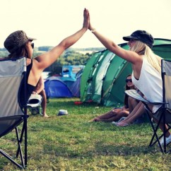 Festival Folding Chair Tan Leather Accent Camping Etiquette At Music Festivals 12 Easy Tips To Follow Campsites Are Bursting With Energy Like Coachella And Bonnaroo Is Such A Unique Experience That Puts You In The