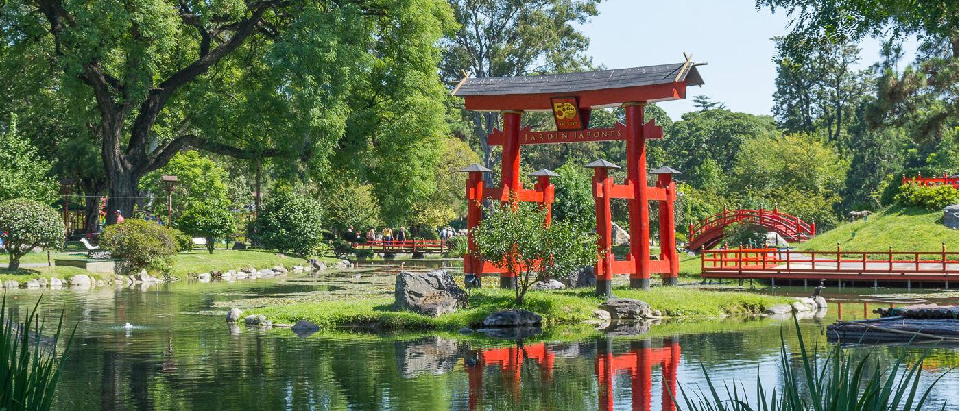 El jard n japon s en palermo un lugar para visitar for El jardin online