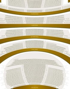 David koch seating chart also  theater detailed tickpick rh blog