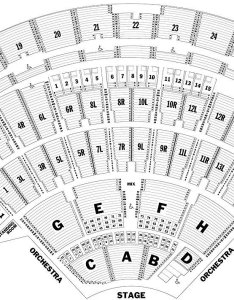 Jones beach theater seating chart also with row  seat numbers tickpick rh blog