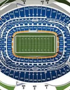 Broncos seating chart also denver sports authority field seat views rh blog tickpick