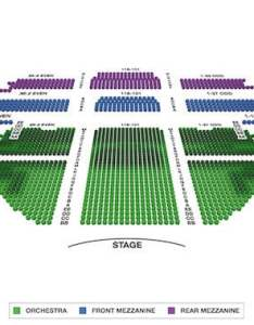 Gershwin theater seating chart also theatre wicked info tickpick rh blog