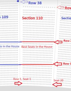 Gillette stadium detailed seating chart new england patriots best seats also seat views rh blog tickpick