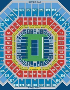 Arthur ashe stadium seating also chart us open tickpick rh blog