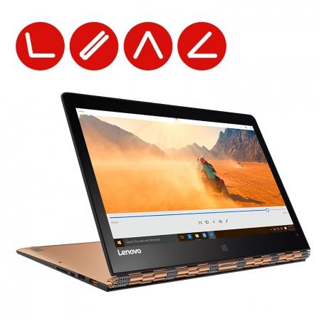 Un Ordenador Portátil bonito, para enseñar, y potente para trabajar: Lenovo Yoga 80SD000USP BUSINESS EDITION
