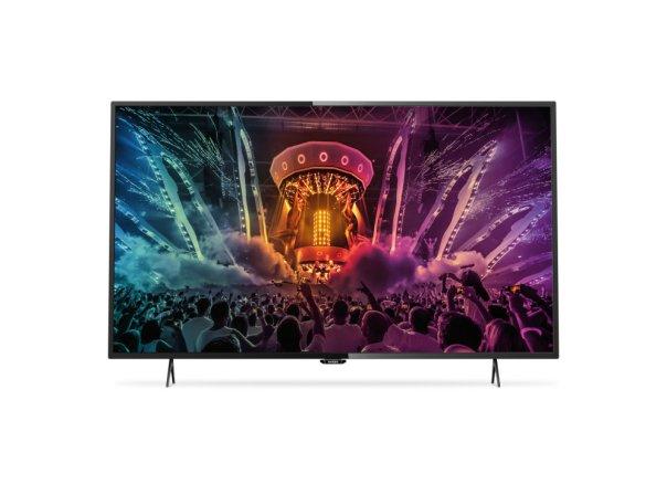 Televisores 4K en el 2017: Philips 49PUH6101