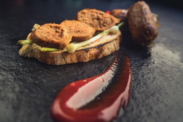 Chorizo de atún rojo de altuntún