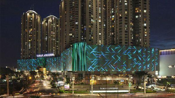 Mall Terbesar di Jakarta - Taman Anggrek