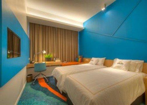 Days Hotel Singapore at Zhongshan Park room