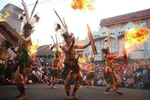 Jogjakarta International Street Festival