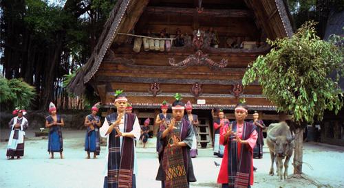 Tempat wisata Danau Toba - Samosir