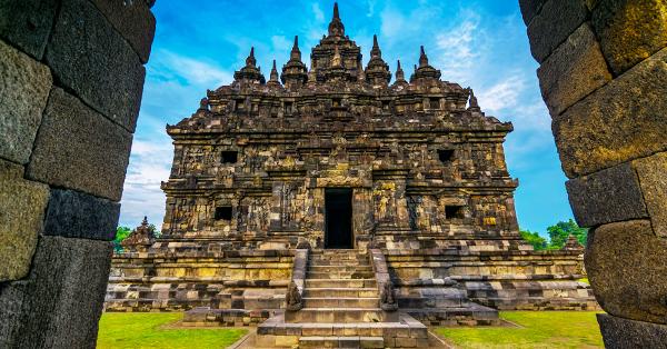 Candi di Indonesia - Candi Plaosan