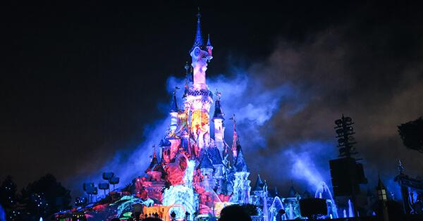 Contoh Itinerary Jepang - Disneyland