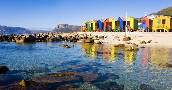 Dolar Naik Hari Ini - Afrika Selatan
