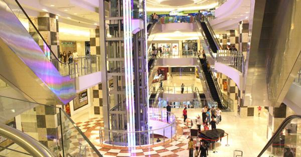 Mall di Medan - Cambridge City Square