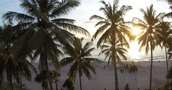 Pantai di Lombok - Pantai Setangi