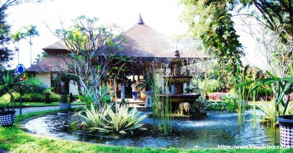 Tempat Wisata di Sentul - Taman Budaya
