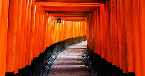 Tips Liburan Sesuai Kepribadian Introvert - Destinasi Kyoto Jepang