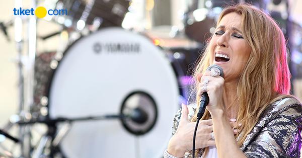 Lagu Terbaik Celine Dion Sepanjang Masa