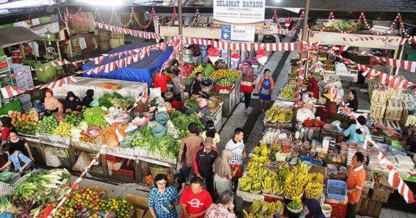 Shopping Paradise in Indonesia