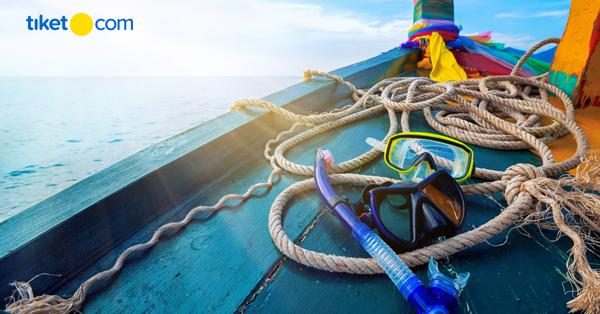 spot snorkeling di Jogja