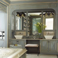 Get the Look: Double Bathroom Sink Vanities | Artisan ...