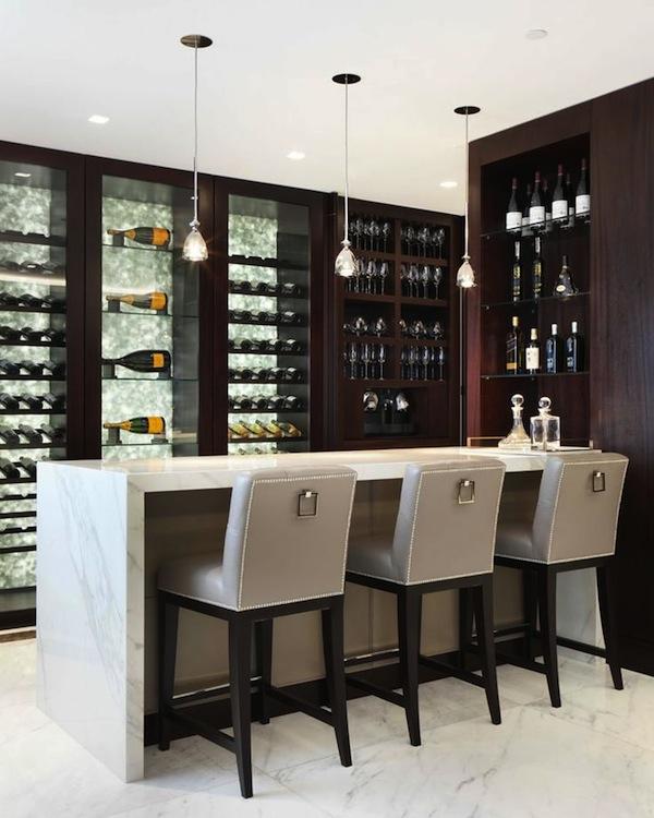 12 Cool Home Bar Designs