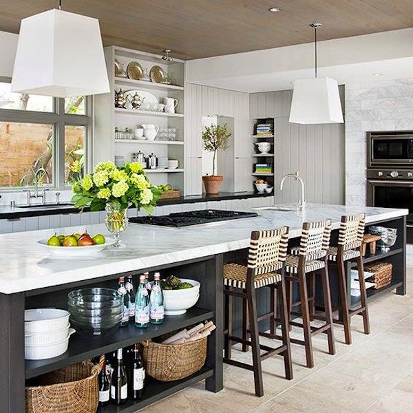 Kitchen Decor Turquoise