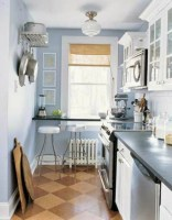 20 Small Eat In Kitchen Ideas & Tips + Dining Chairs
