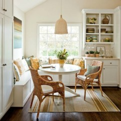 Vintage Wrought Iron Table And Chairs Pottery Barn Everyday Chair 20 Small Eat-in Kitchen Ideas & Tips + Dining | Artisan Crafted Furnishings ...