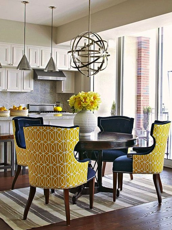 Common Dining Armchair Styles Amp Materials