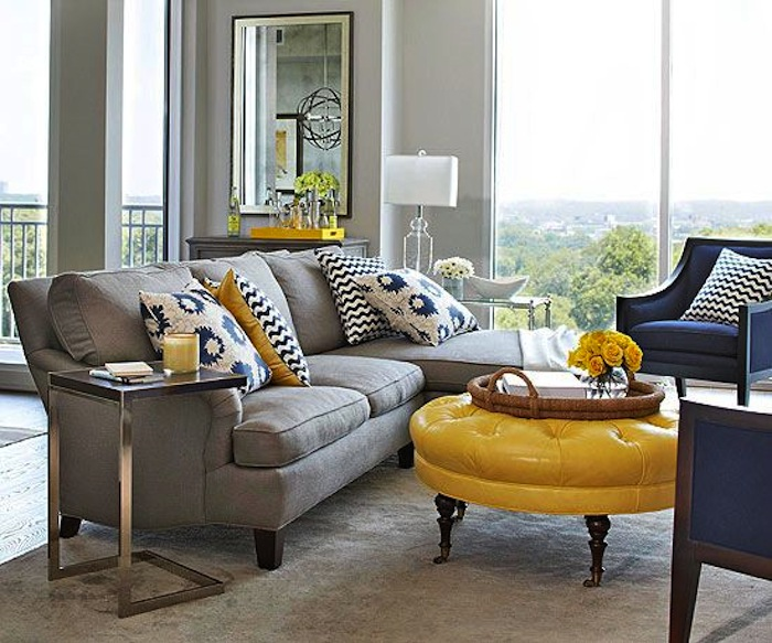 Contemporary Living Room Lounge Chairs