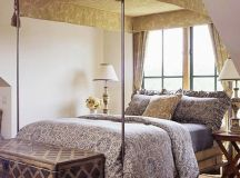 Inviting Old World Style Bedrooms | Artisan Crafted Iron ...