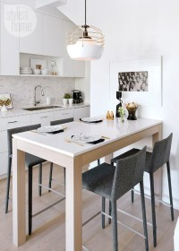Counter Tables in the Kitchen | Artisan Crafted Iron ...