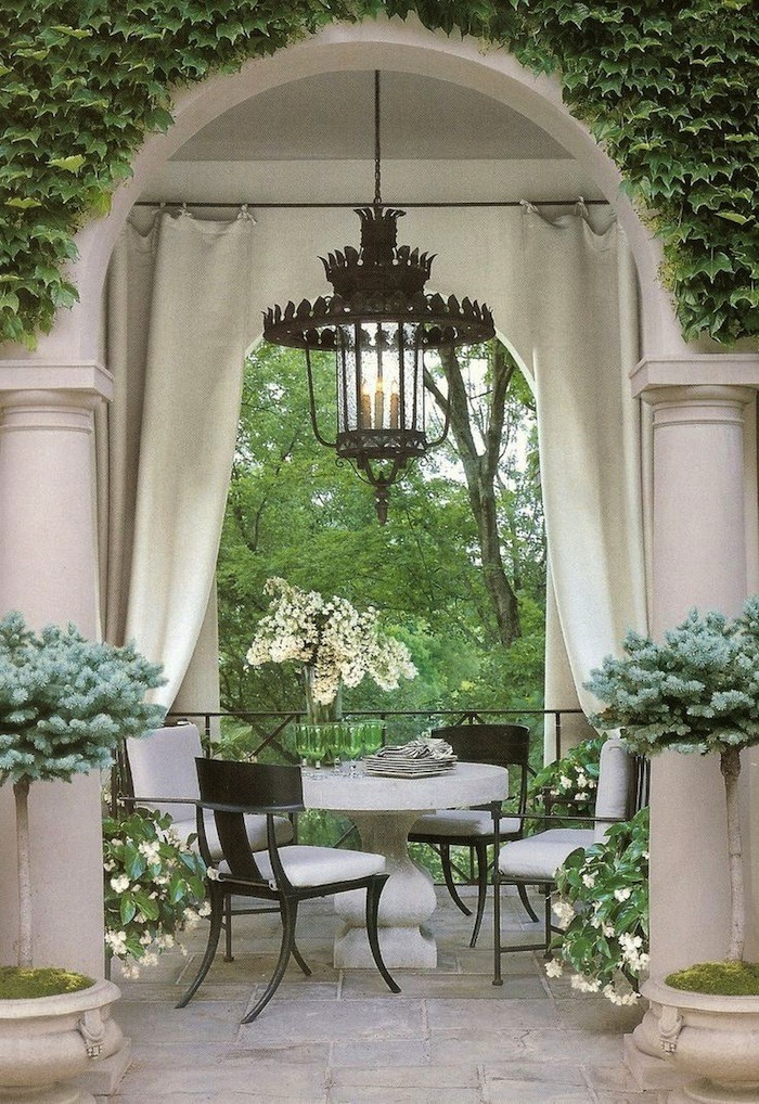 Table Chairs Garden And