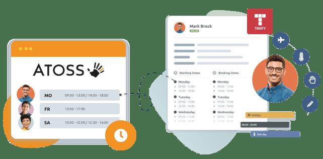 TIMIFY App Marketplace ATOSS Sync