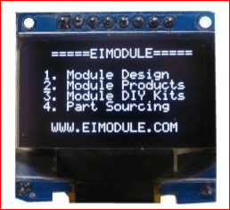 OLED Display 128x64