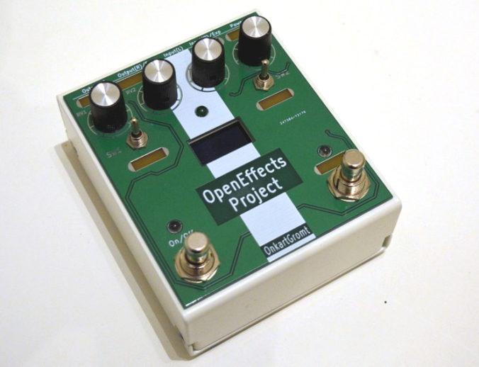 openeffectsproject-guitar-pedal